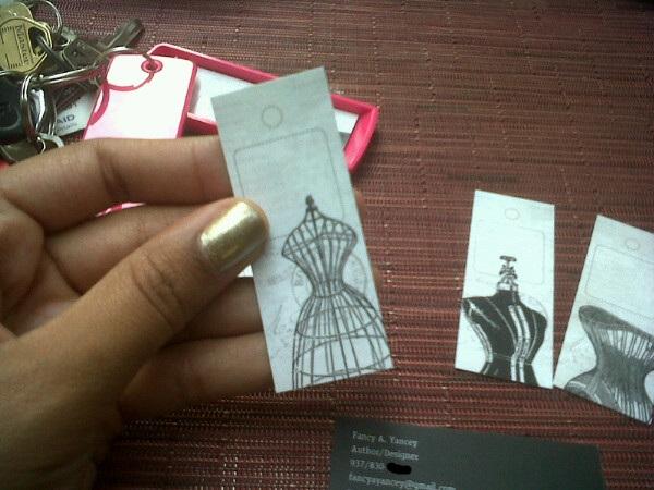 Hookup card